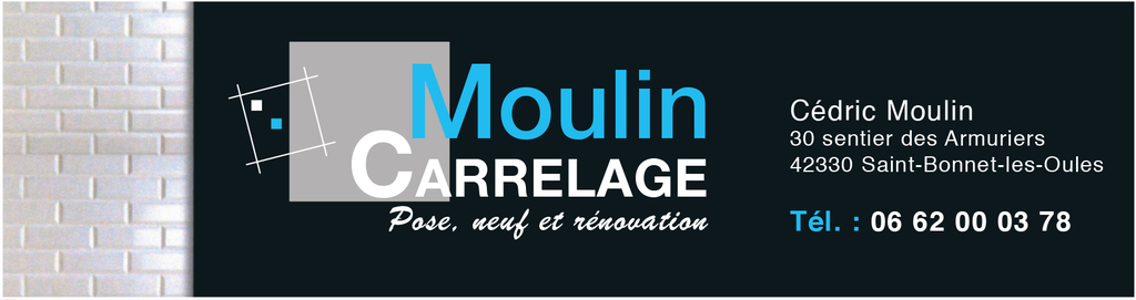 Moulin Carrelage